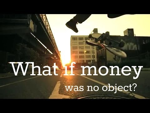 No - What if Money Was No Object? [HD] Alan Watts. Please Like this page if you're into geeks and nerds https://www.facebook.com/pages/Geeks-and-Nerds/39290850744...
