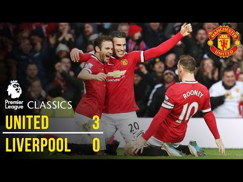 Download Manchester United 3-0 Liverpool (14/15) | Premier League Classics | Manchester United