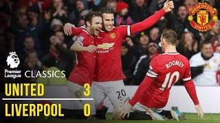 Download Video Manchester United 3-0 Liverpool (14/15) | Premier League Classics | Manchester United MP3 3GP MP4