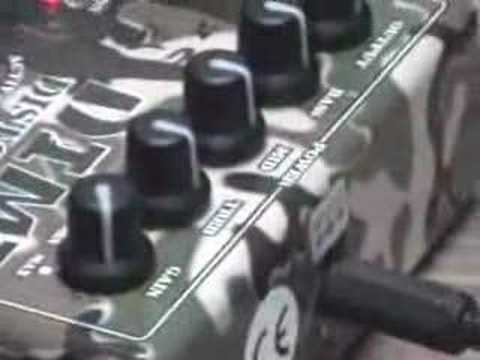 CHATREEO DIME DISTORTION