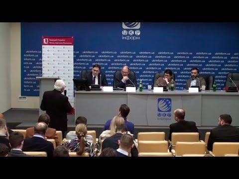 PANEL DISCUSSION on TRUMP/UKRAINE at OPEN UKRAINE, FEB 16, 2017 (IN ENGLISH)