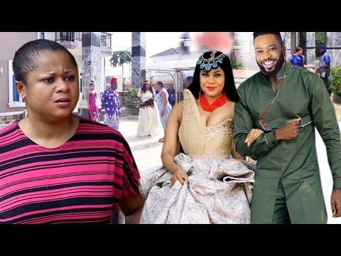 FROM POVERTY TO A BILLIONAIRES WIFE 3&4 - NEW MOVIE Fredrick Leonard/Uju Okoli 2020 Latest Movie