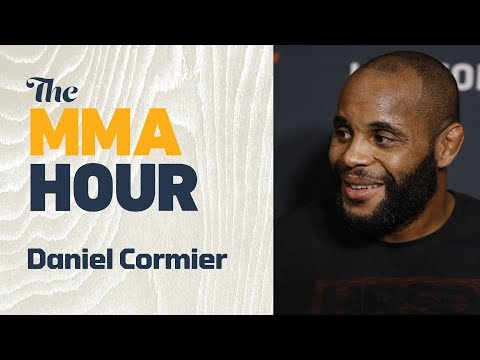 Daniel Cormier Wanted To Throw Away His UFC Belts After Being Knocked Out By Jon Jones (видео)