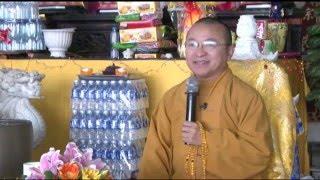Tu học chánh pháp vượt qua khổ đau - Thích Nhật Từ - 13/02/2014