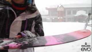 2013 Salomon Rockette Skis Review