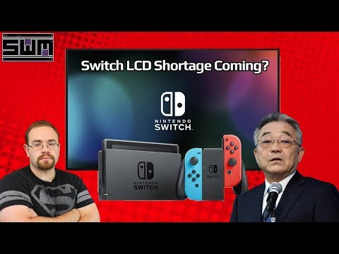 News Wave! - Nintendo Switch Sales Top Japan, But Is Another Shortage Coming?