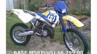 6. 2011 Husqvarna WR 250  Engine superbike