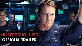 Nonton Hunter Killer  2018 Movie  Official Trailer     Gerard Butler  Gary Oldman  Common Film Subtitle Indonesia Streaming Movie Download