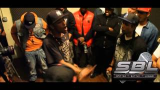 Spittaz Battle League | LB vs. Flamez Cubano