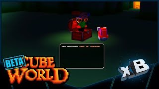 Artifacts! :: Let's Play Cube World :: E05