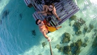Undoubtedly, The Best TRIP Ever. Honeymoon in Moorea, French Polynesia (2014) 100% Shot with GoPro and edited with GoPro Studio Songs The Strokes ...
