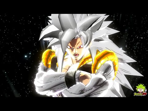 dragon ball xenoverse - super saiyan 5 gogeta hd