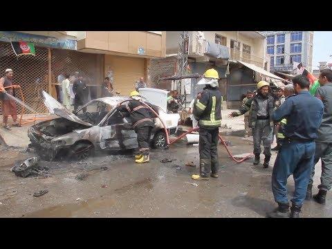 أفغانستان : عشرات الجرحى في انفجارات بجلال آباد
