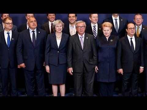 Η ρωσική στάση στο Χαλέπι, το Brexit και η CETA στην ατζέντα των 28