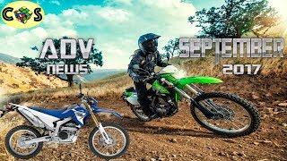 5. Adventure News: 2018 Yamaha WR250R and Updated Kawasaki KLX250S