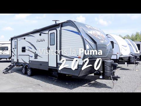 Visitons la Puma 2020