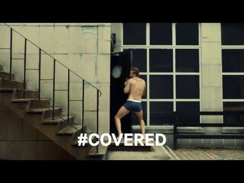 H&M - David Beckham : Covered or Uncovered