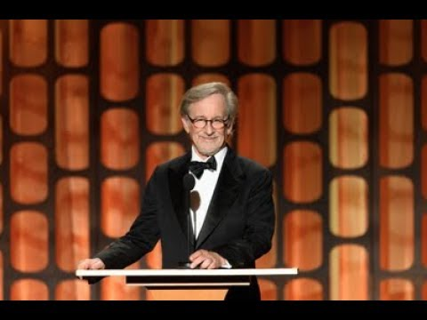 Steven Spielberg opens the 2017 Governors Awards