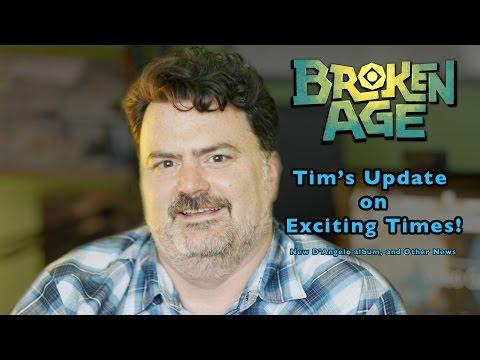 Broken Age Playstation 4