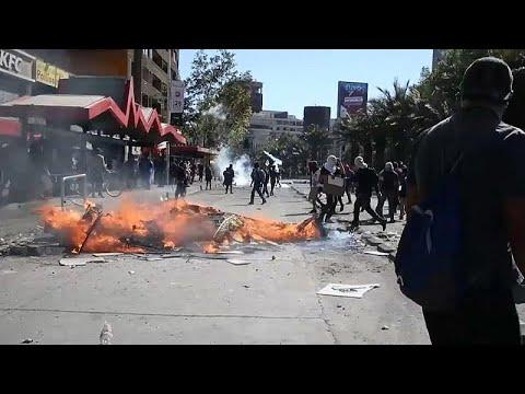 Chile: Präsident Pinera kündigt nach Unruhen soziale  ...