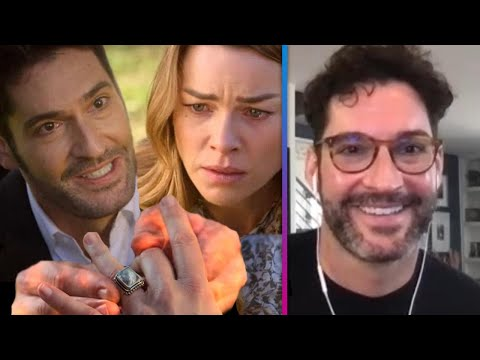 Tom Ellis on LUCIFER 5B Finale, a Deckerstar Engagement and More | Full Interview