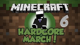 Minecraft Monthly War With Hardcore! - March: Episode #6 Twists Of Fate