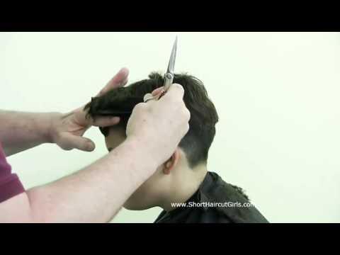 Download ultra short haircut video Short Haircut Girls ultra short haircut video HD Video
