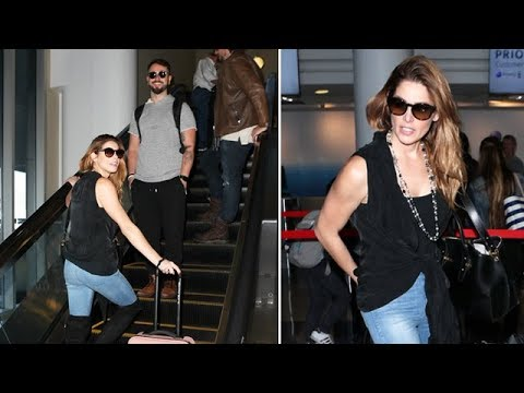 Ashley Greene Effortlessly Drawing Stares Everywhere She Goes
