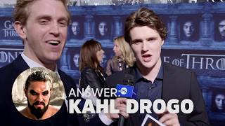 We were on the ground at the Game of Thrones season six premiere event, and we caught up with various members of the cast about what's ahead in season ...