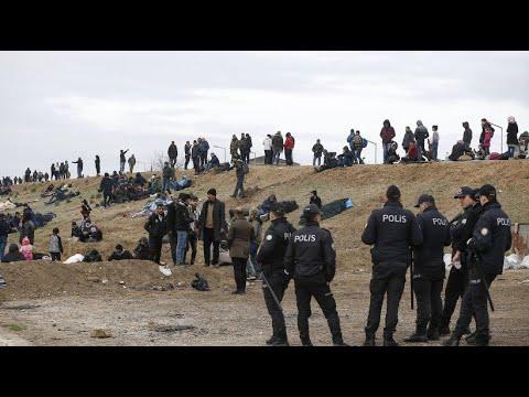 Griechenland: Die Grenze zur Türkei wird dicht gemacht