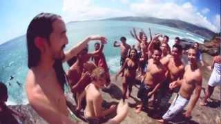 On The Road w/ Steve Aoki #36 DIM MAK HAWAII RETREAT