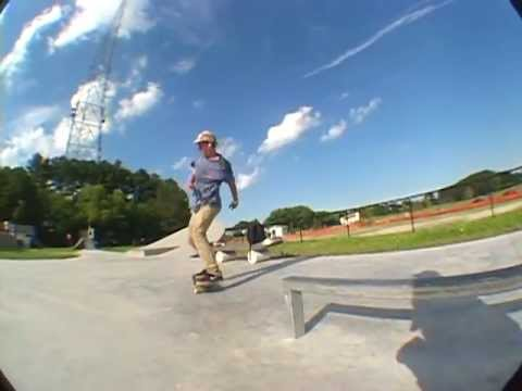 New Chesapeake Skatepark & Plaza