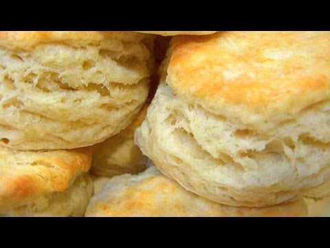 How To Make Buttermilk Biscuits Recipe - In The Kitchen With Jonny Episode 110