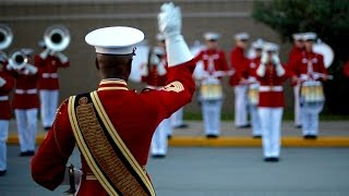 Drums (PA) United States  City new picture : US Marine Drum & Bugle Corps 2015 - Warmup [Quality Audio]