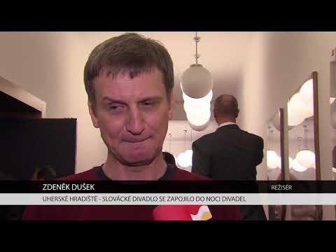 TVS: Uherské Hradiště 20. 11. 2017