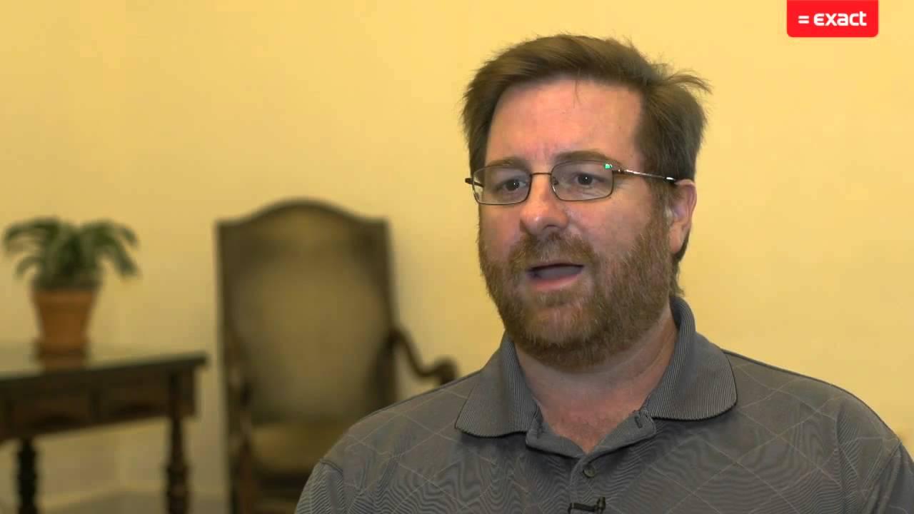 Don McCall, Director of IT, G.L. Mezzetta, Inc