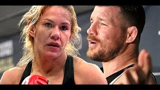 Michael Bisping Knows What's Wrong with Cris Cyborg's Weight Cut by MMA Weekly