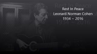 Video Leonard Cohen ~ Everybody Knows (Lyrics) MP3, 3GP, MP4, WEBM, AVI, FLV Maret 2018