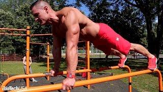 Street workout gyakorlatok Magosi Zsomborral 4. rész