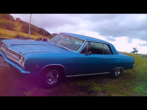 Afternoon Ryde 65 Chevy Malibu ss