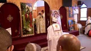 Ethiopian Orthodox 2005/2013 Debre Selam MedhaniAlem Official Opening Ceremony (Brandon, MB) #18