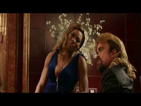 WHEN TYRION LANNISTER (Peter Dinklage) DATED SERENA WILLIAMS (видео)
