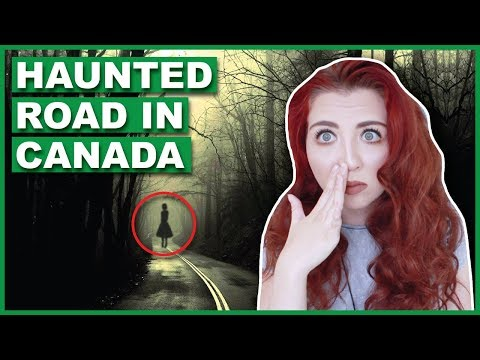 I Went To The Most Haunted Road In Canada