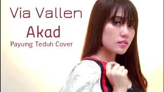 Via Vallen - Akad (Payung Teduh Cover)