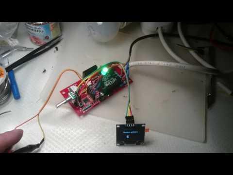 Точечная сварка для литиевых аккумуляторов на ардуино