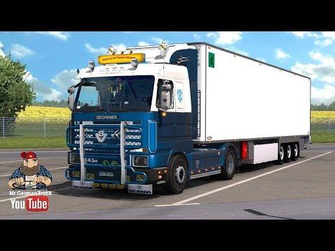 Scania 143M v5.0