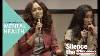 Video SILENCE THE SHAME:  A PANEL ON DEPRESSION AND MENTAL HEALTH MP3, 3GP, MP4, WEBM, AVI, FLV April 2018