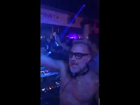 Vacchi show: da Miami… alla riviera romagnola!
