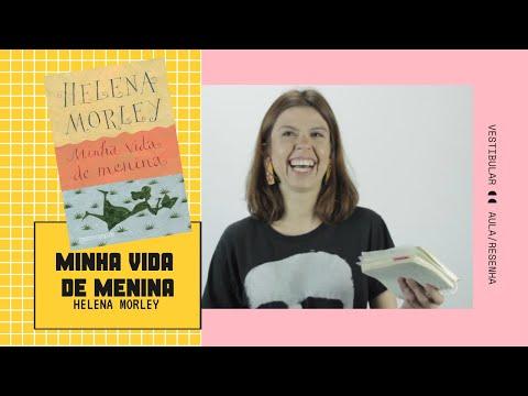 RESENHA: Minha vida de menina - Helena Morley (Lista FUVEST) #VEDA7