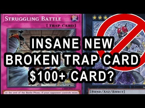 NEW CRAZY BROKEN TRAP CARD!  $100 + SECRET RARE FOR TCG CALLING IT NOW! 1 CARD  EZ BOARD BREAK (видео)